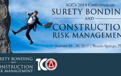 Are you at Risk?  AGC Risk Management Conference 2019