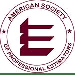 American Society of Professional Estimators